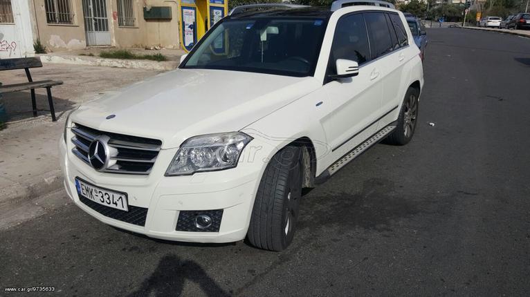 mercedes-benz glk 220 euro 5 '09 - € 28.000 eur - car.gr