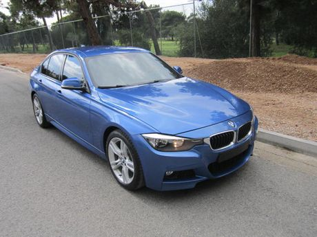 Bmw 316 F30 AYTOMATO M SPORTS PACKAGE '13 - 21.700 EUR