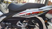 Sym  MAGIC 125 SR CBS NEW EURO4 '18 - 1.795 EUR (Συζητήσιμη)