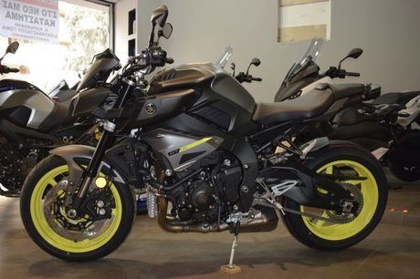 Yamaha  MT-10 NEW!!!ABS  '18 - € 14.900 EUR (Συζητήσιμη)