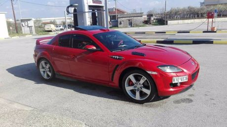 mazda rx 8 cosmo 231hp full extra 39 05 eur. Black Bedroom Furniture Sets. Home Design Ideas
