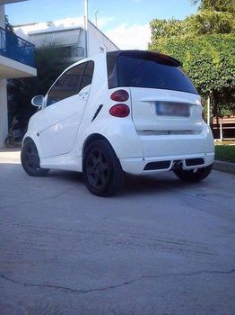 Smart ForTwo coupe 451 '07 - 5.700 EUR