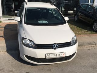 Volkswagen Golf Plus 1.6 TDI DSG 105PS BMT