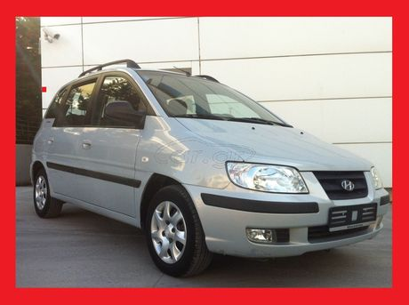 Hyundai Matrix  '04 - 3.800 EUR