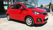 Peugeot 108 active 1000cc 68hp