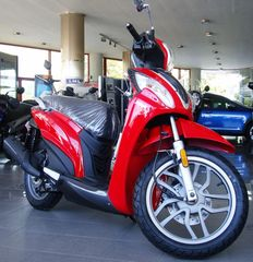 Kymco People One 125 PEOPLE ONE 125 CBS EURO4