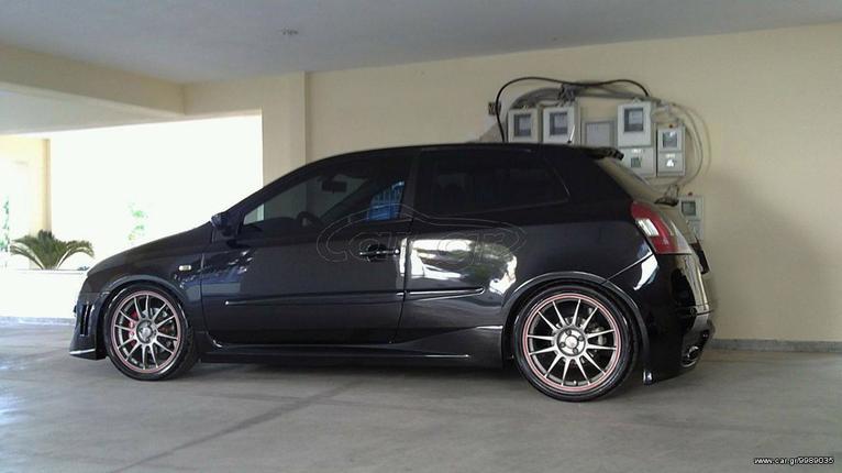 Fiat Stilo Abarth 03 5000 Eur Car