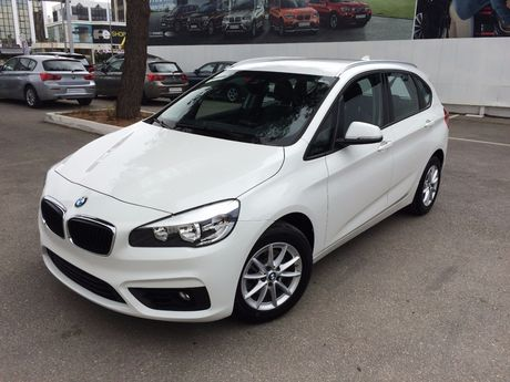 bmw 216 active tourer diesel aytomato 39 16 eur. Black Bedroom Furniture Sets. Home Design Ideas
